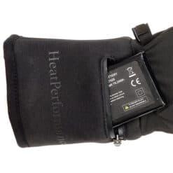 elektrische handschoenen - met batterij